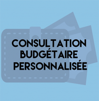 Consultation budgétaire